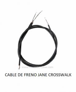 RECAMBIO JANE CROSSWALK