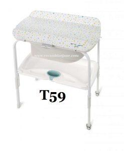 cambiador bañera jane flip t59
