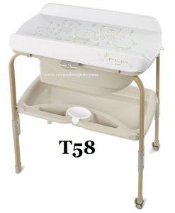 cambiador bañera jane flip t58